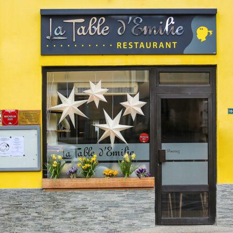 La Table d'Emilie | Viuz-en-Sallaz | Bienvenue !